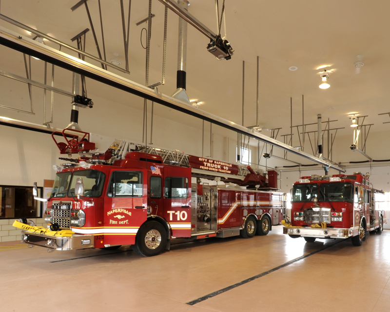 Naperville Fire Station #10