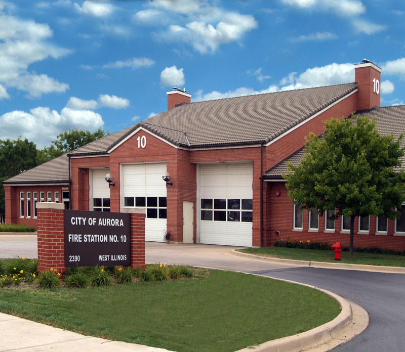 Aurora Fire Station No. 10