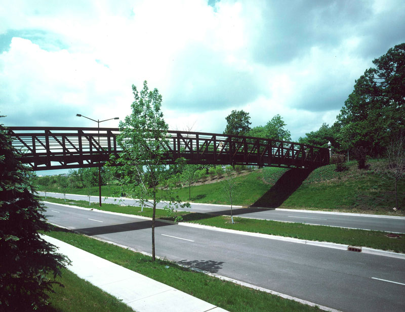Stonebridge Golf Cart Pedestrian Bridge