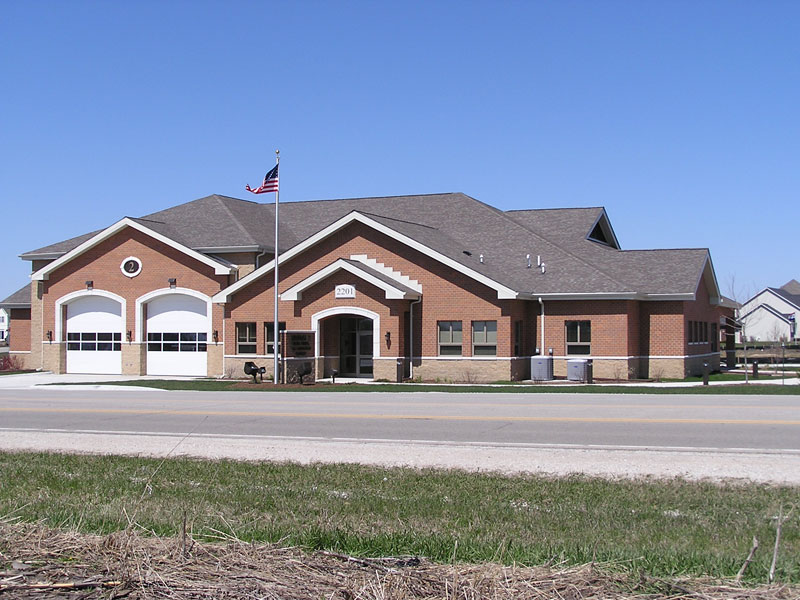 North Aurora Fire Protection District Station No. 2