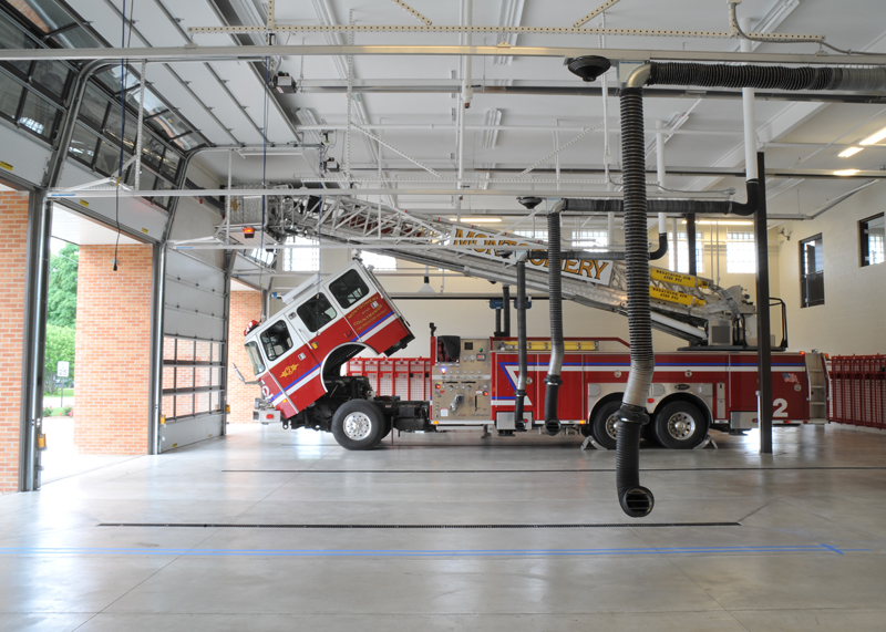 Montgomery Fire Headquarters Addition