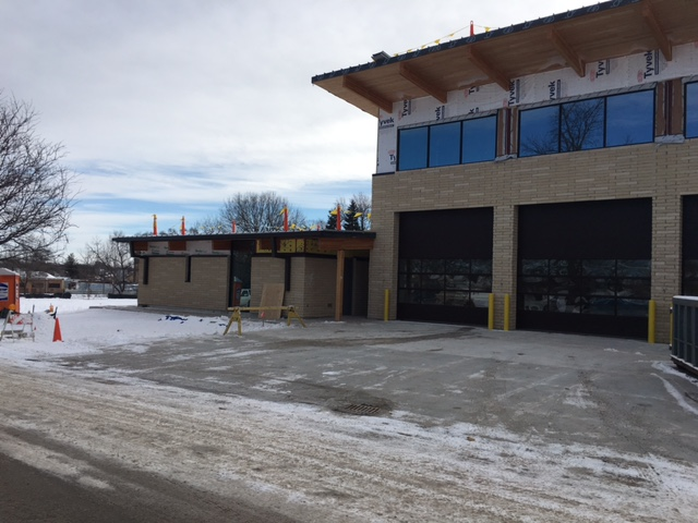 R C Wegman Construction Company Aurora Fire Station 7