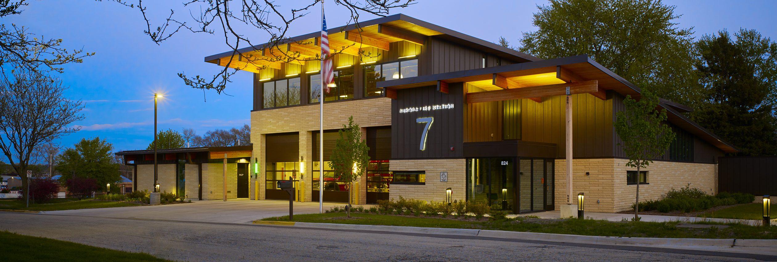 Aurora Fire Station #7