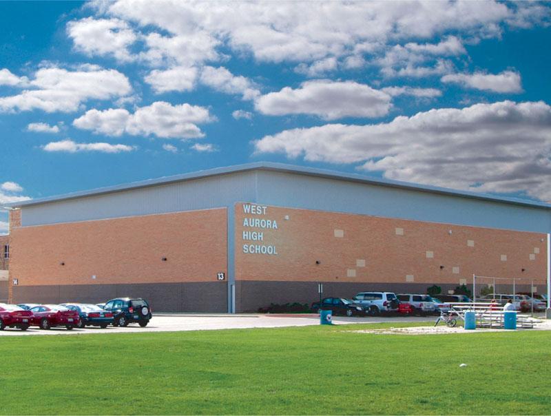 West Aurora High School