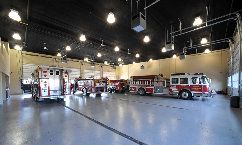 Oswego Central Fire Station