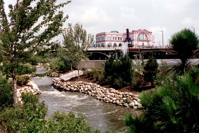 Fox River Canoe Chute