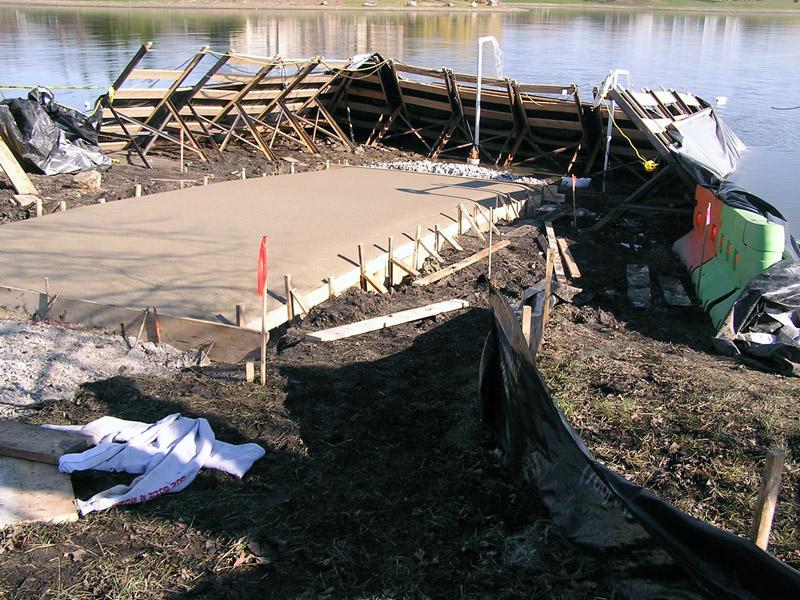 Spring Lake Coffer Dam No. 1