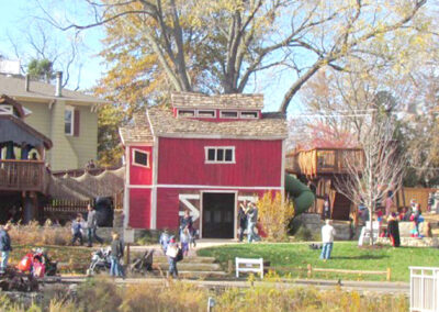 Blackberry Farm Playground
