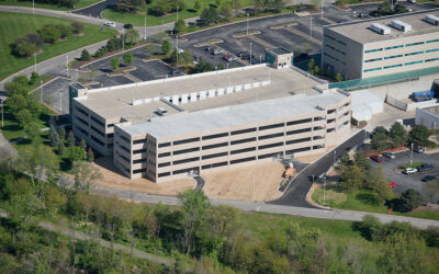 Rush Copley Medical Center Parking Garage Addition