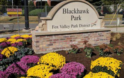 Blackhawk Park Now Open!