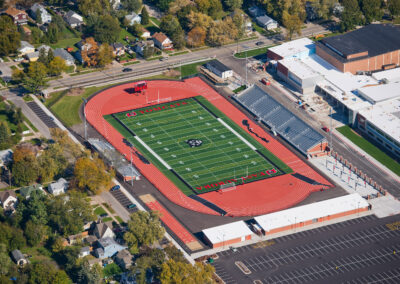 East Aurora High School Track