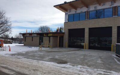 Aurora Fire Station #7  Construction Update