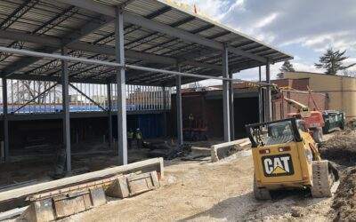 Prisco Center Addition and Remodel