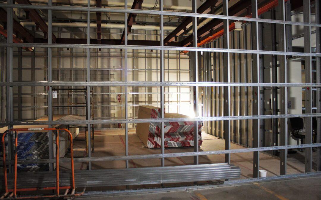 Fermilab: Wilson Hall Ground Floor Renovation