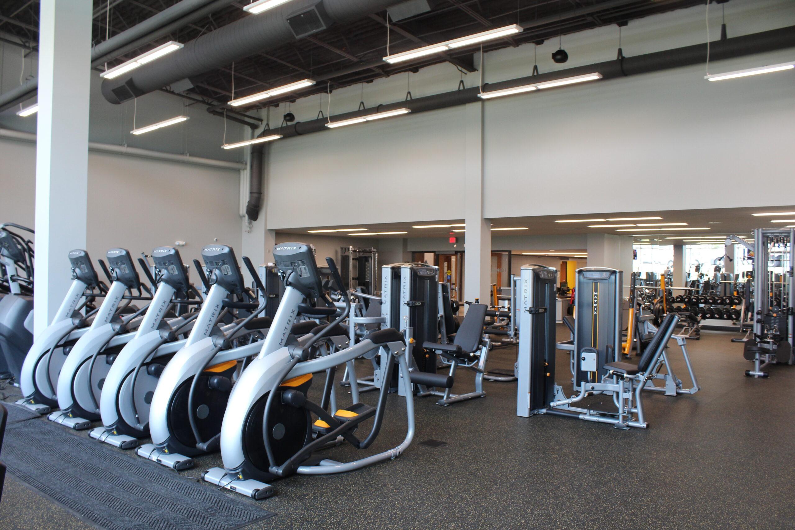 Prisco Welcome Center Fitness