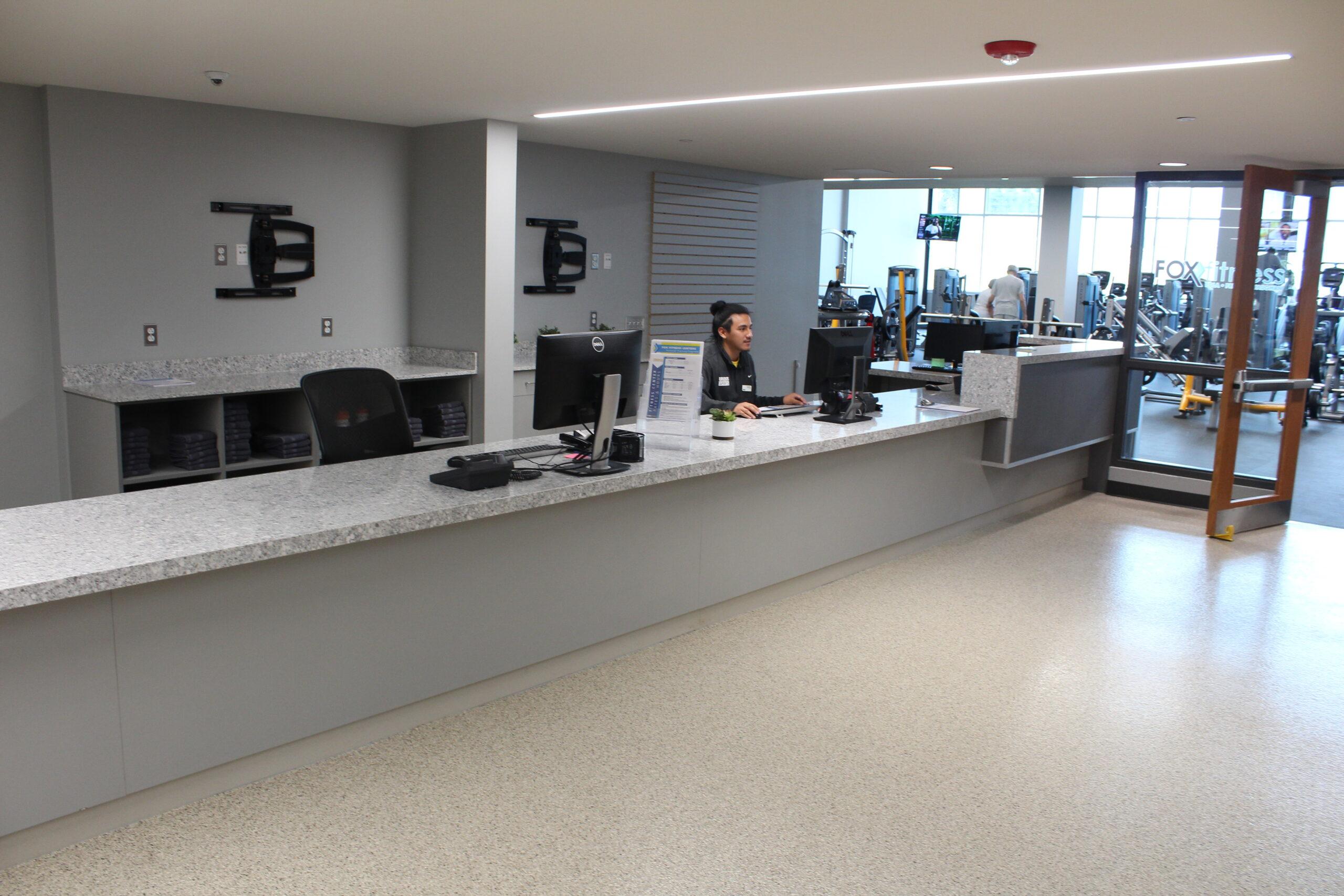 Prisco Welcome Center