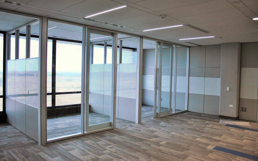 Fermilab: Wilson Hall 13th Floor Remodel