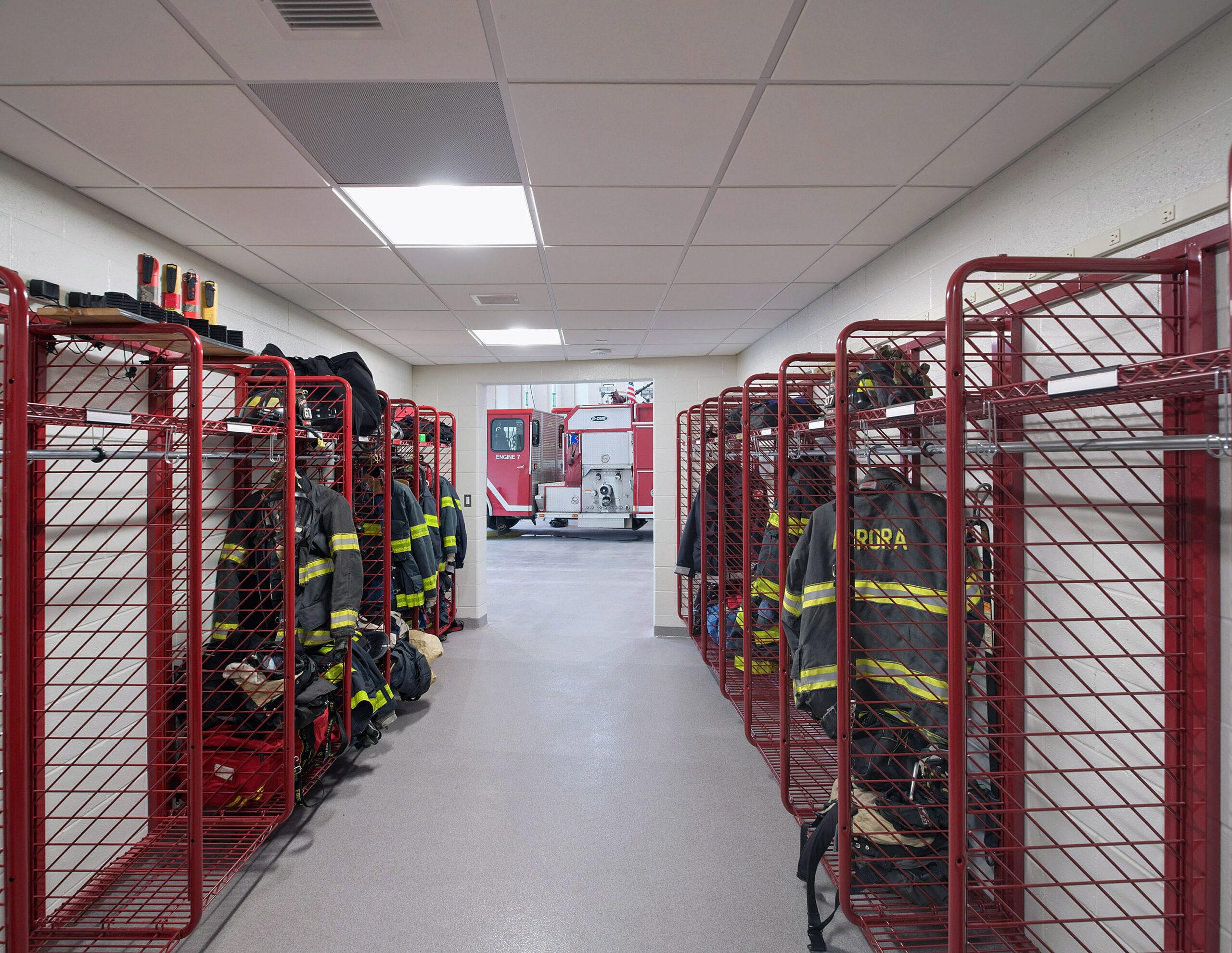 Aurora Fire House #7