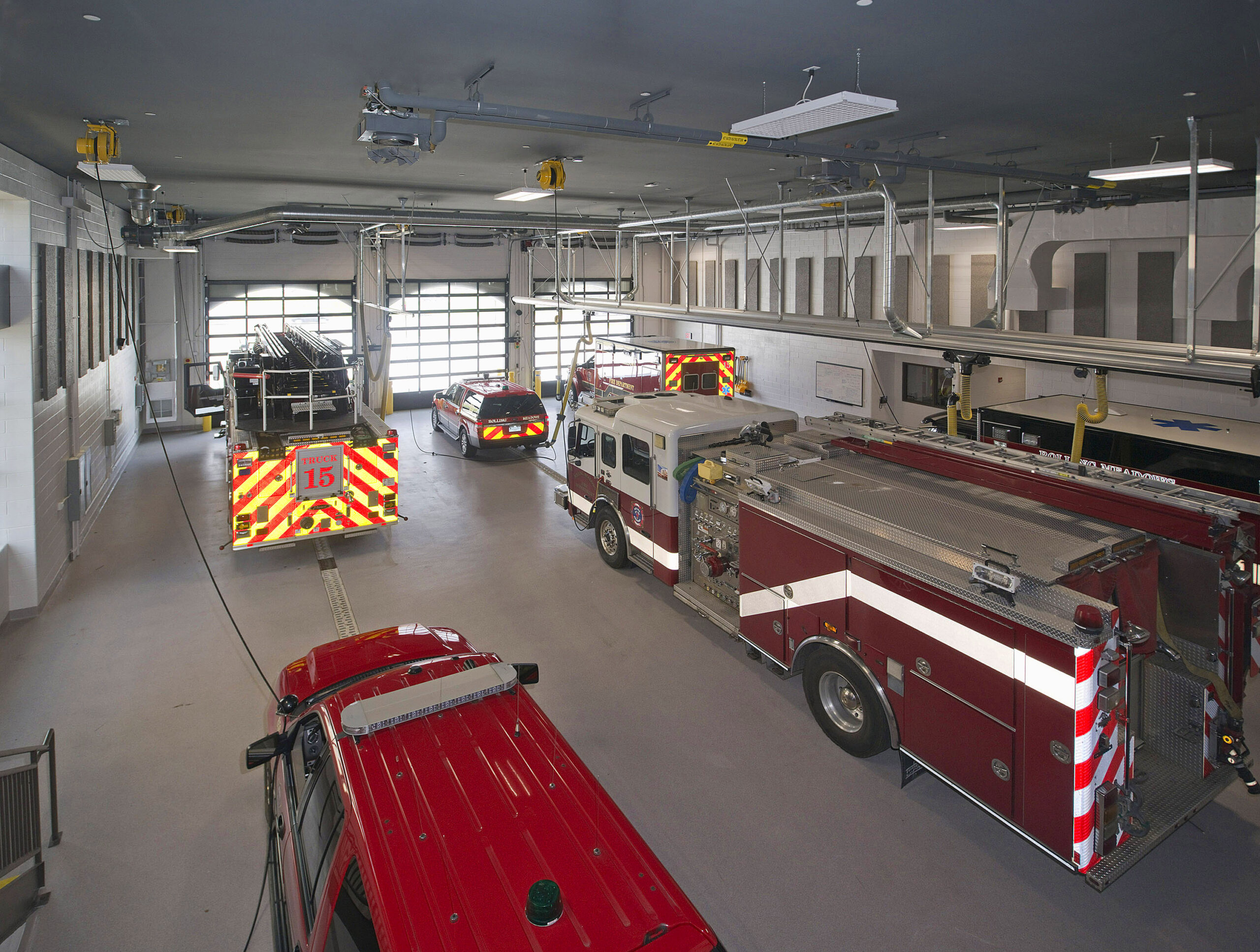 Rolling Meadows Fire Station 15